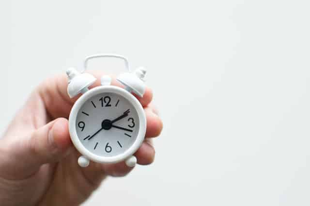 time wasting during job search