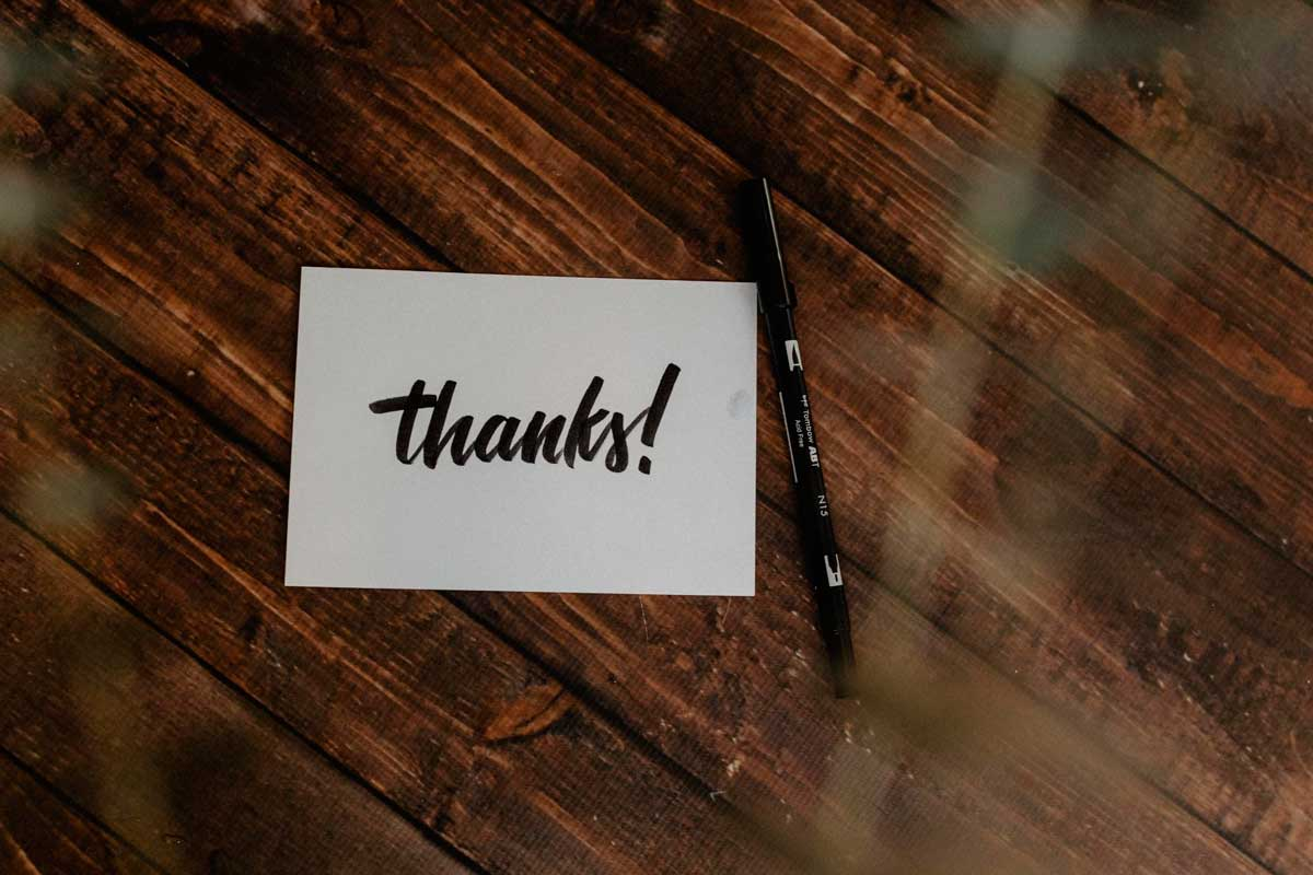 Nailing the Interview Follow-Up (Spoiler Alert, Say Thank You)